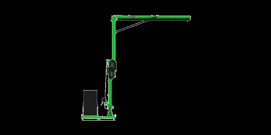 3M DBI-SALA Flexiguard Sistema a braccio modulare